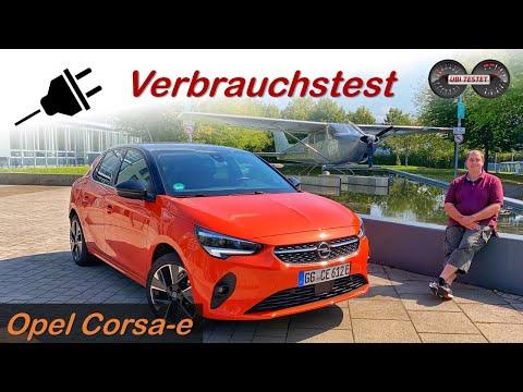 Opel Corsa-e Elegance 2020 im Test - Was verbraucht das Kleinwagen Elektroauto wirklich? | Review