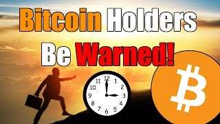 WARNING: If You Hold Bitcoin Be Ready! (Market Capitulation)