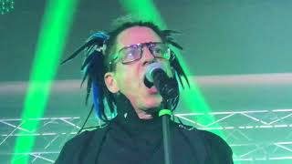 Information Society   Walking Away   80's In The Sand   11.12.17