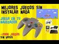Juegar Juegos De Nes Sega Atari Y Gameboy En Tu Navegad