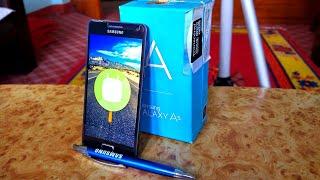 روم كامل اربع ملفات لجهاز Galaxy A5 SM-A500FU - wind dro