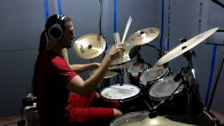 Drum recording session - Tariq Zulficar