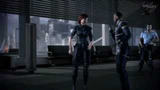 Mass Effect 3: Джейн Шепард (by Haluet)