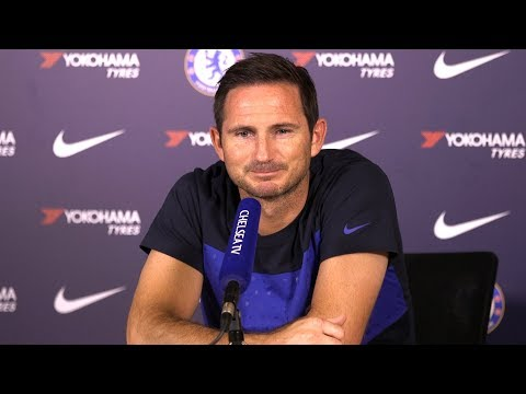 Frank Lampard Full Pre-Match Press Conference – Wolves v Chelsea – Premier League
