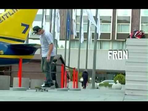 Tomas Vintr - SKATE SKOLA part 1
