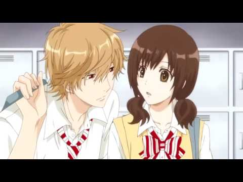 (AMV) wolf girl (Erika) and black prince (Kyoya) (song) Don't let me down by chainsmokers
