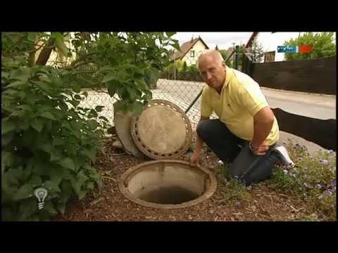 Regenwasseraufbereitung - MDR Einfach genial Nachgefragt - 13.09.2011