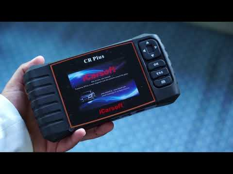 Best OBD Car Scanner iCarSoft CR Plus