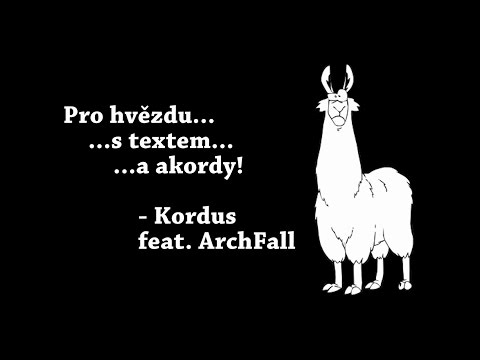 Pro hvězdu feat. ArchFall (final version)