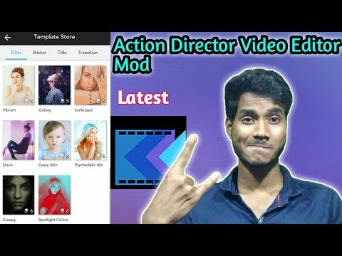 Actiondirector video editor pro apk