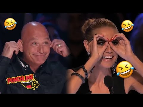 LOL! Wow Funniest Ventriloquist EVER On America&#39s Got Talent