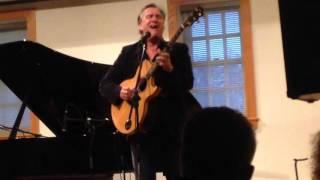 """""""I Ain't No Jesus""""  Ellis Paul @ The Gillespie Room, Stony Brook NY 12-18-2016"""