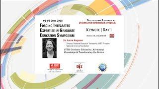 Keynote: Laura Regassa, National Science Foundation