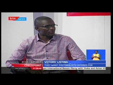 Checkpoint: Full Interview with IEBC CEO Ezra Chiloba 15/1/2017