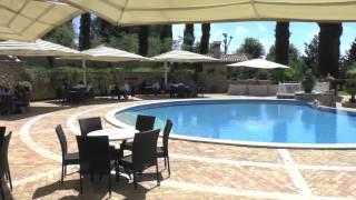preview picture of video 'Tenuta degli Alfei la location a Roma, ideale per matrimoni, cerimonie, party, eventi, rinfreschi'