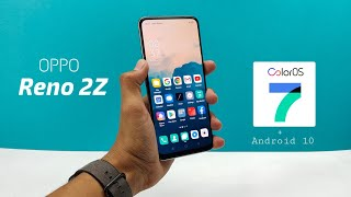 Oppo Reno 2Z ColorOS 7 + Android 10 Update 🔥