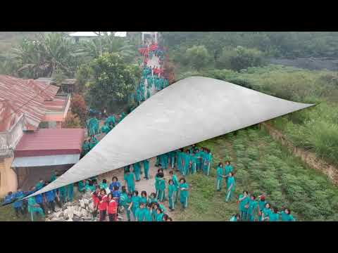 Aksi World Cleanup Day SMAN 1 Pangaribuan 2019