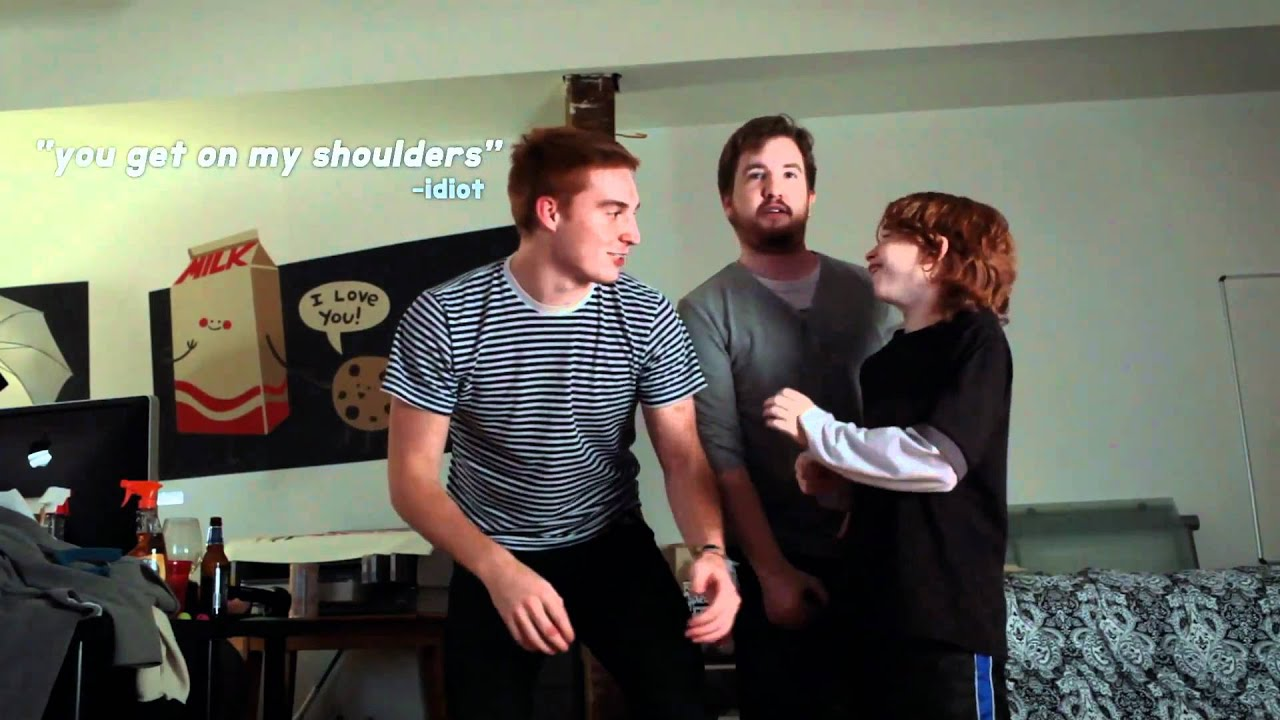 Kinect Offers New Ways To Torment Little Brothers