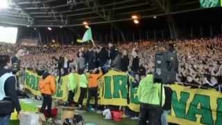 preview picture of video 'Le FC Nantes fête la fin de la saison 2013/2014 avec la Tribune Loire !!'