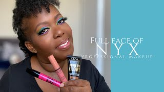 FULL FACE: NYX Professional Makeup