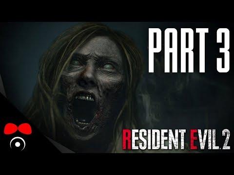 BOSSFIGHT S PANEM OČKEM! | Resident Evil 2 #3