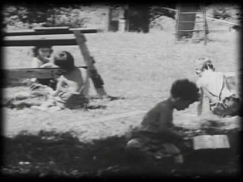 Hraczki - Anthony - stage projection video