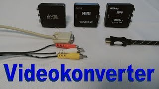 Videokonverter- HIZ219