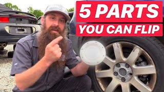 Starting Your Side Hustle | Used Auto Parts to Flip | Pt. 1