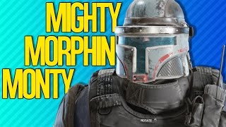 MIGHTY MORPHIN MONTY | Rainbow Six Siege
