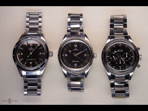 More gorgeous vintage Omega watches in glorious HD than you can handle, all with stories