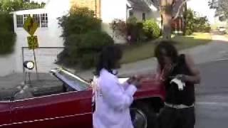 "DJ QUIK N SUGA FREE  ""NOBODY"" INSIDE VIEW OF VIDEO"