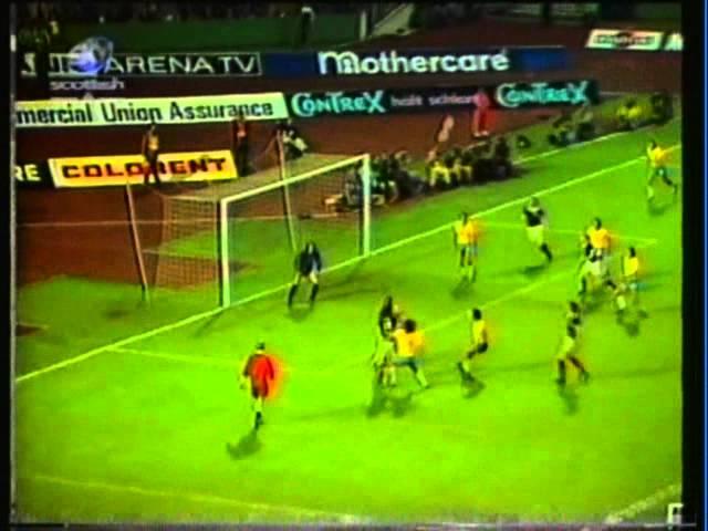 Scozia-Brasile 0-0