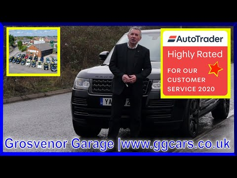 LAND ROVER RANGE ROVER 3.0 TDV6 VOGUE SE 5DR AUTOMATIC