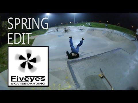 Good Times & Good Lines - Spring Eaton Skate Park Edit 2015