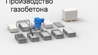 Производство газобетона: Бизнес-идея