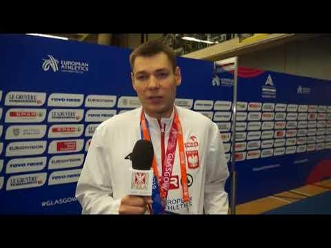 HME Glasgow 2019: Paweł Wojciechowski mistrzem Europy