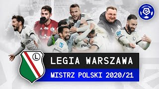 Film do artykułu: Legia Warszawa mistrzem...