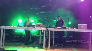 Disclosure LIVE play Grab Her @ Snowbombing's Forest Party (Maryenhofen, AUT) 04.04.2013