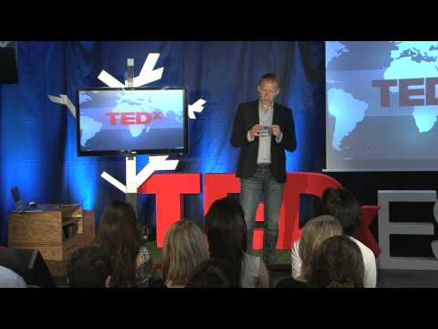 The End of Management | Ben Kuiken | TEDxESADE