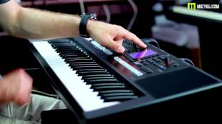 Roland E-A7 Sax Winds PRESETS