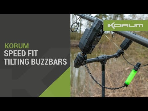Korum Tilting 2-Rod Speed Fit Buzz-bars