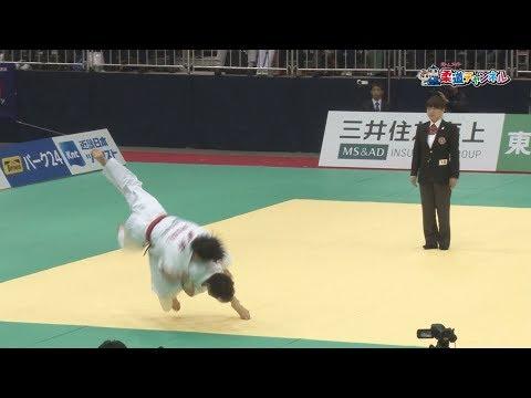 平成31年全日本選抜柔道体重別選手権大会 大会初日