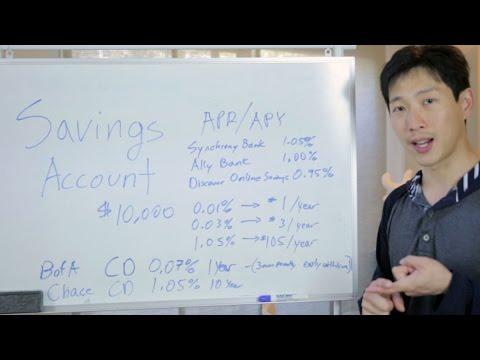 Video Get Maximum Interest Savings Account   BeatTheBush