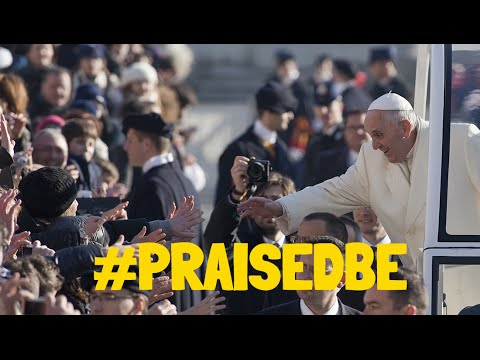 #PraisedBe - Help Celebrate the Encyclical