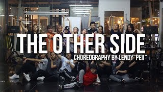 "HUGH JACKMAN  ZAC EFRON - ""THE OTHER SIDE"" / Choreography by Lendy 'Peii'"