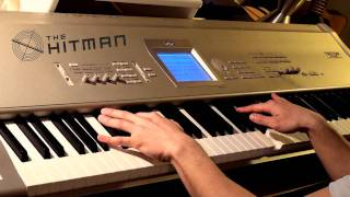 Tinie Tempah - Invincible Piano Cover ft. Kelly Rowland