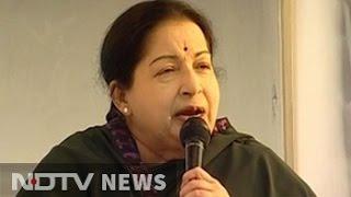 Tamil Nadu Chief Minister Jayalalithaa 68 Hospitalised