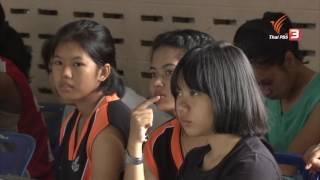 OBEC Youth Street Basketball 2016 Inspired by Thai PBS - ภาพบรรยากาศการแข่งขัน สนามที่ 2 ชิงแชมป์ภาคใต้