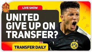 United End Sancho Interest? Gabriel Joins Arsenal! Man Utd Transfer News