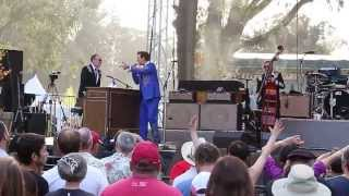 Great Balls Of Fire - Chris Isaak Hardly Strictly Bluegrass 2013